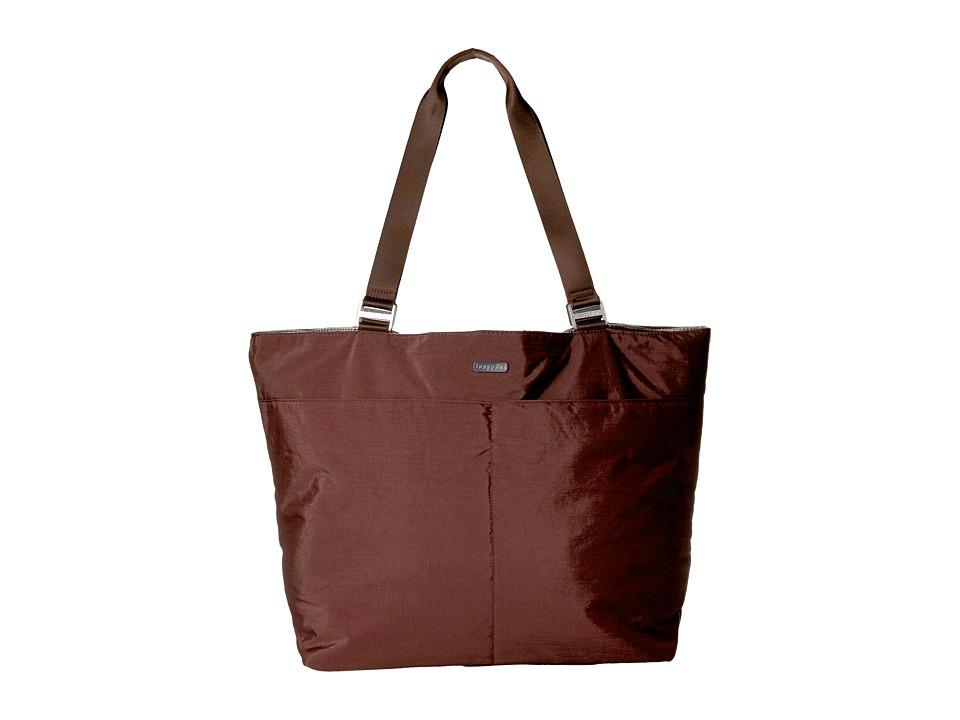Baggallini - Carryall Tote (Java Multi) Tote Handbags