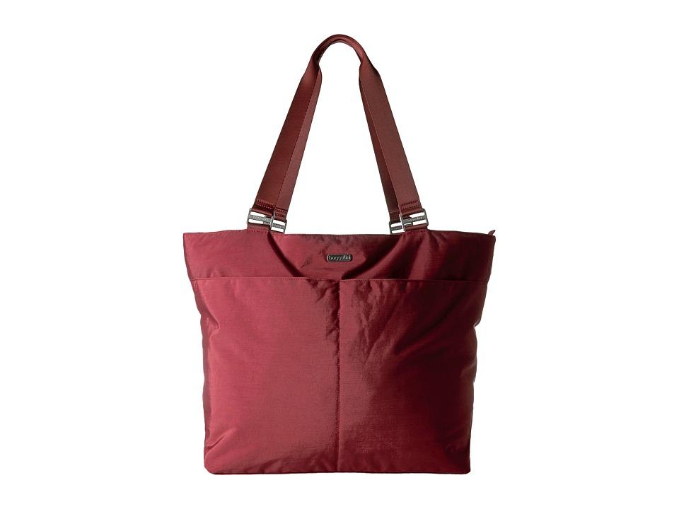 Baggallini - Carryall Tote (Scarlet) Tote Handbags