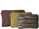 Baggallini 3 Pouch Travel Set