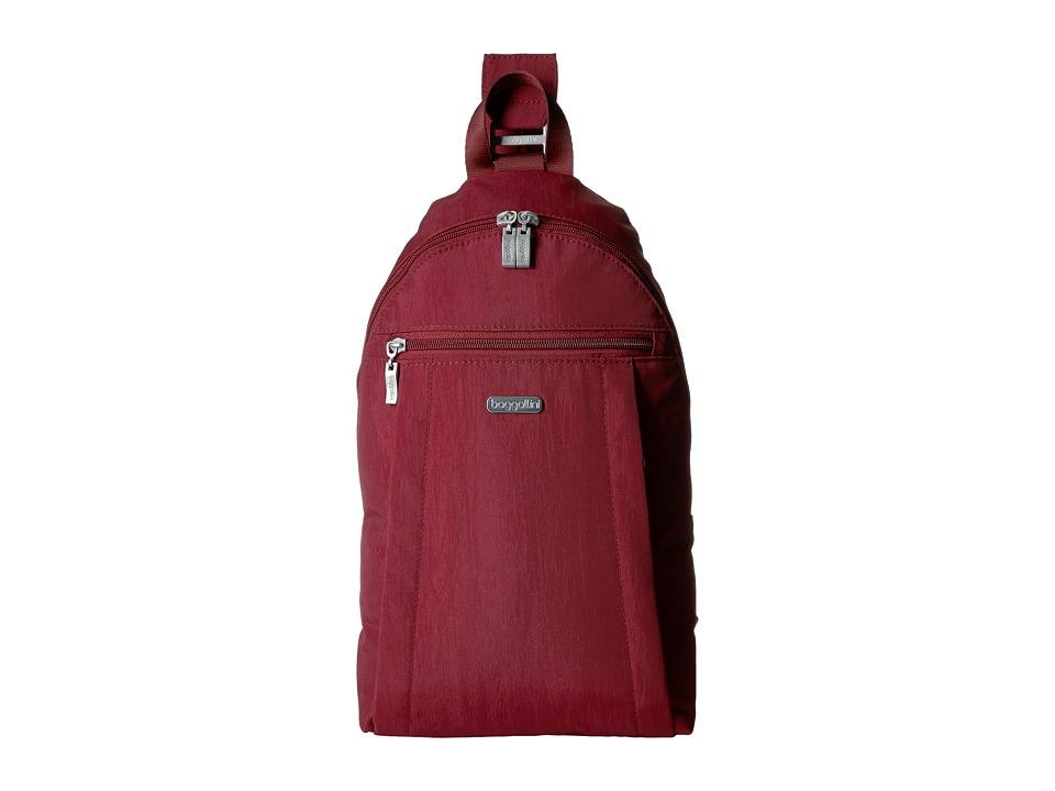 Baggallini - Glide Sling (Scarlet) Sling Handbags