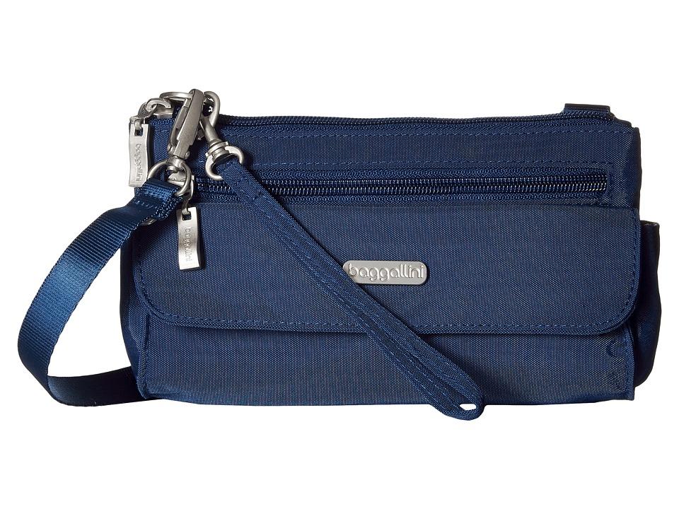 Baggallini Plaza Mini Pacific Cross Body Handbags