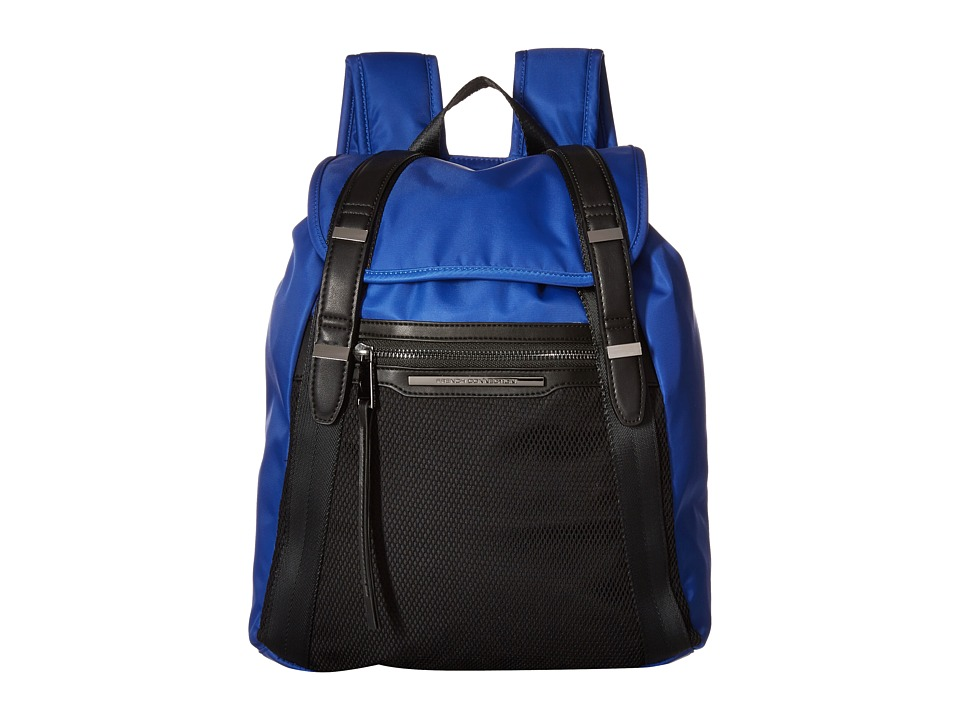 French Connection - Indy Backpack (Empire Blue) Backpack Bags