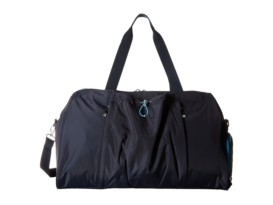 Baggallini - Step To It Duffel (Midnight) Duffel Bags
