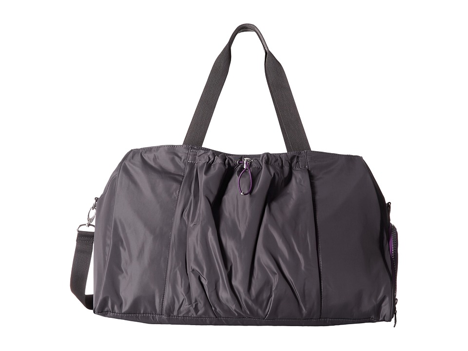 Baggallini - Step To It Duffel (Smoke) Duffel Bags