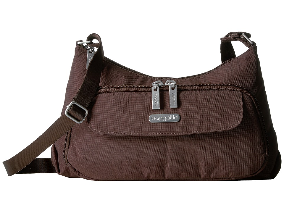 Baggallini Everyday Bagg (Java) Cross Body Handbags