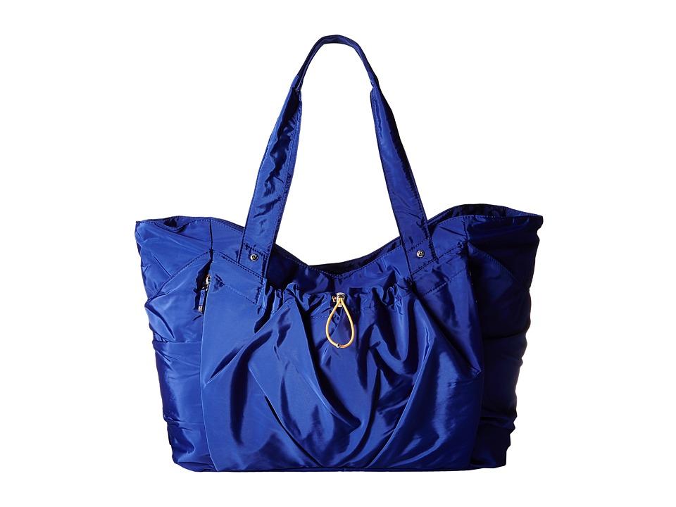 Baggallini Balance Large Tote (Cobalt) Tote Handbags