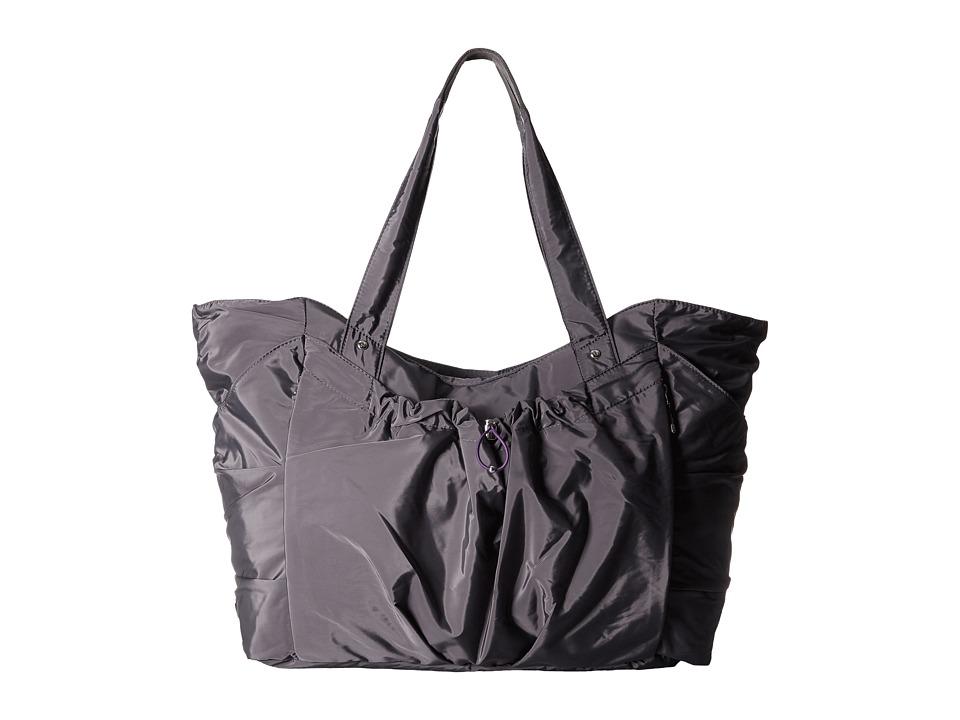 Baggallini Balance Large Tote (Smoke) Tote Handbags