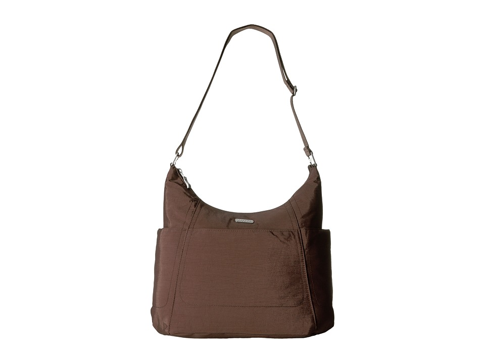 Baggallini Hobo Tote (Java) Cross Body Handbags