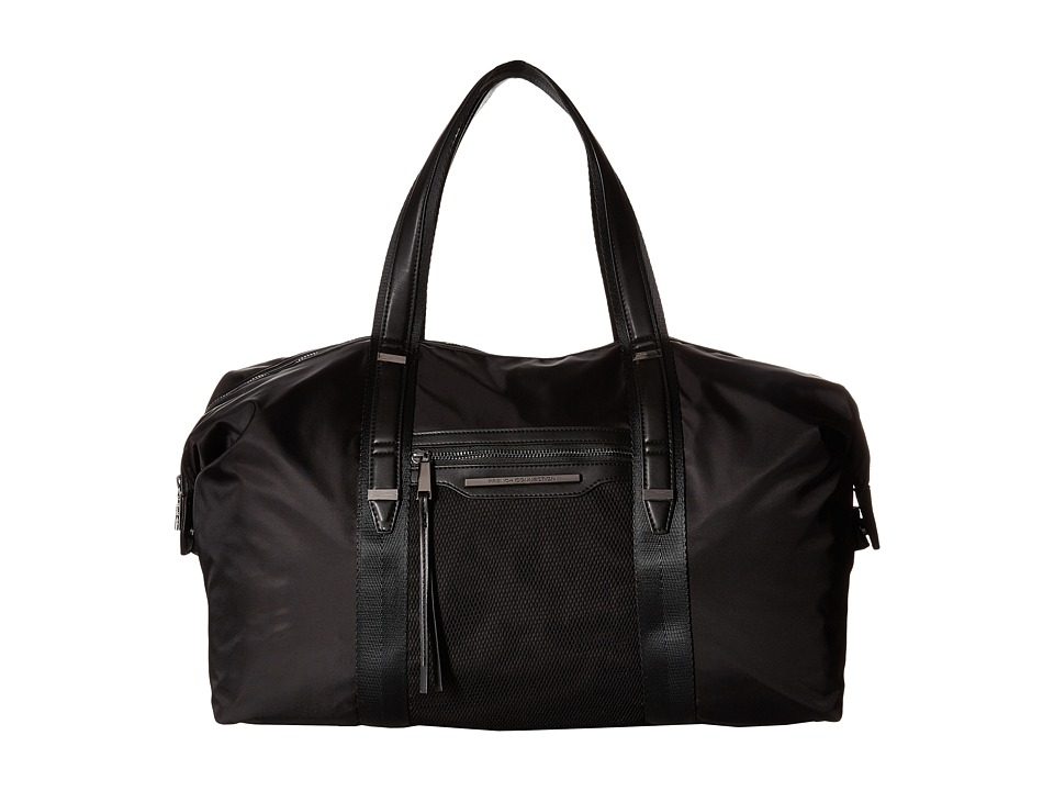 French Connection Indy Duffel Black Duffel Bags