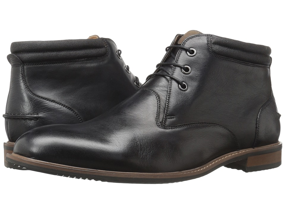 Florsheim Frisco Chukka Boot (Black) Men