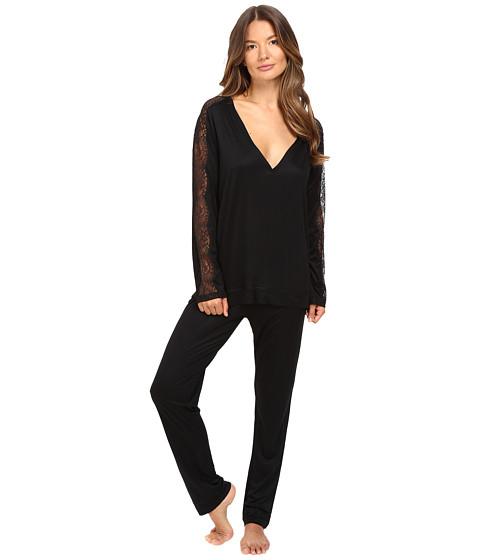 La Perla Charisma Pajama - Black