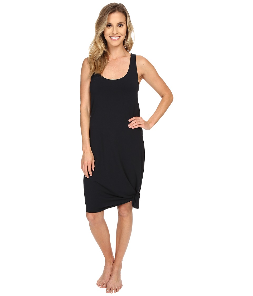 Manduka Racerback Dress Black Womens Dress