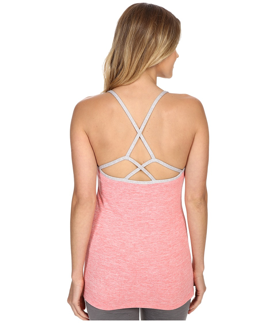 Manduka Cross Strap Cami Vibrance Womens Sleeveless