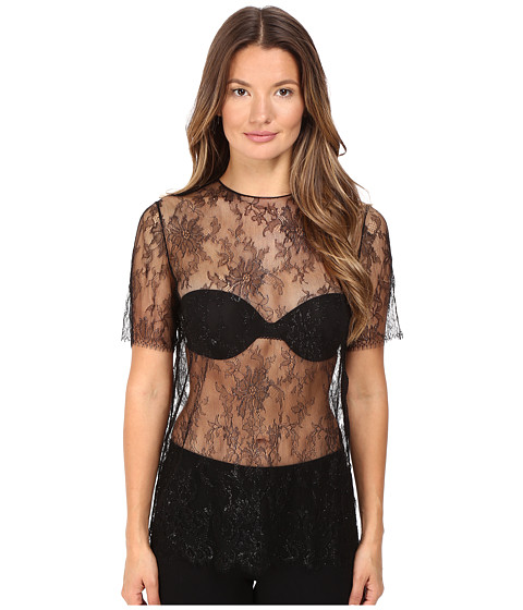LA PERLA Leisuring Lace Tee