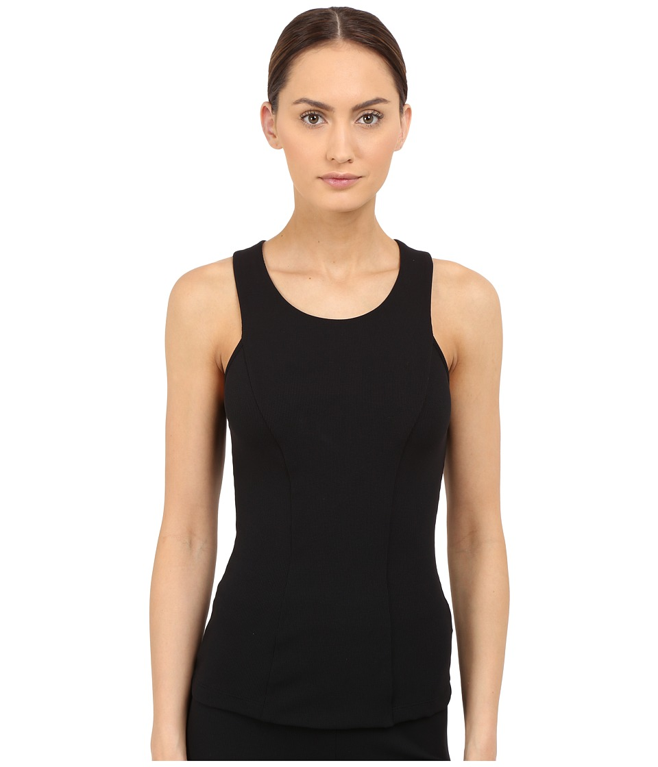 NO KAOI Ahui Top Black Womens Sleeveless
