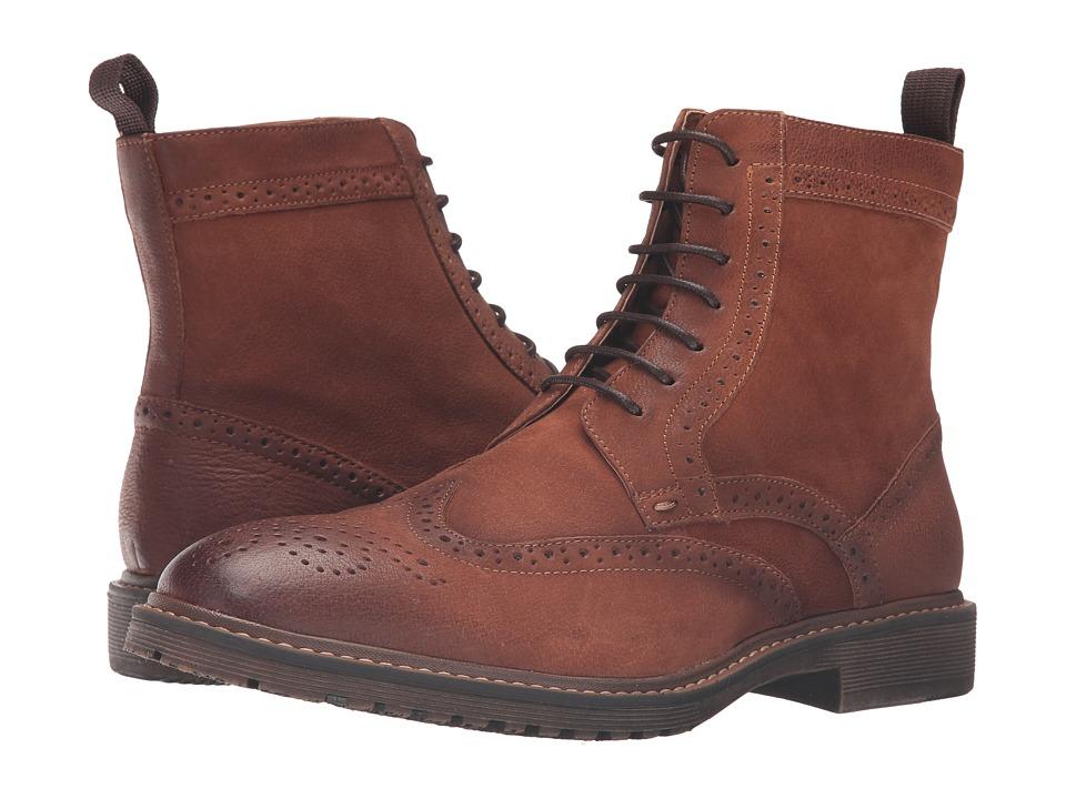 Steve Madden - Siftt (Tan Leather) Men