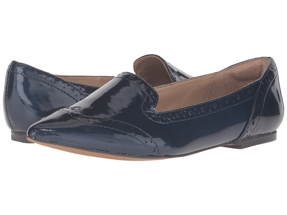 Isola Christie (Ink Blue Goat Crinkle Patent) Women