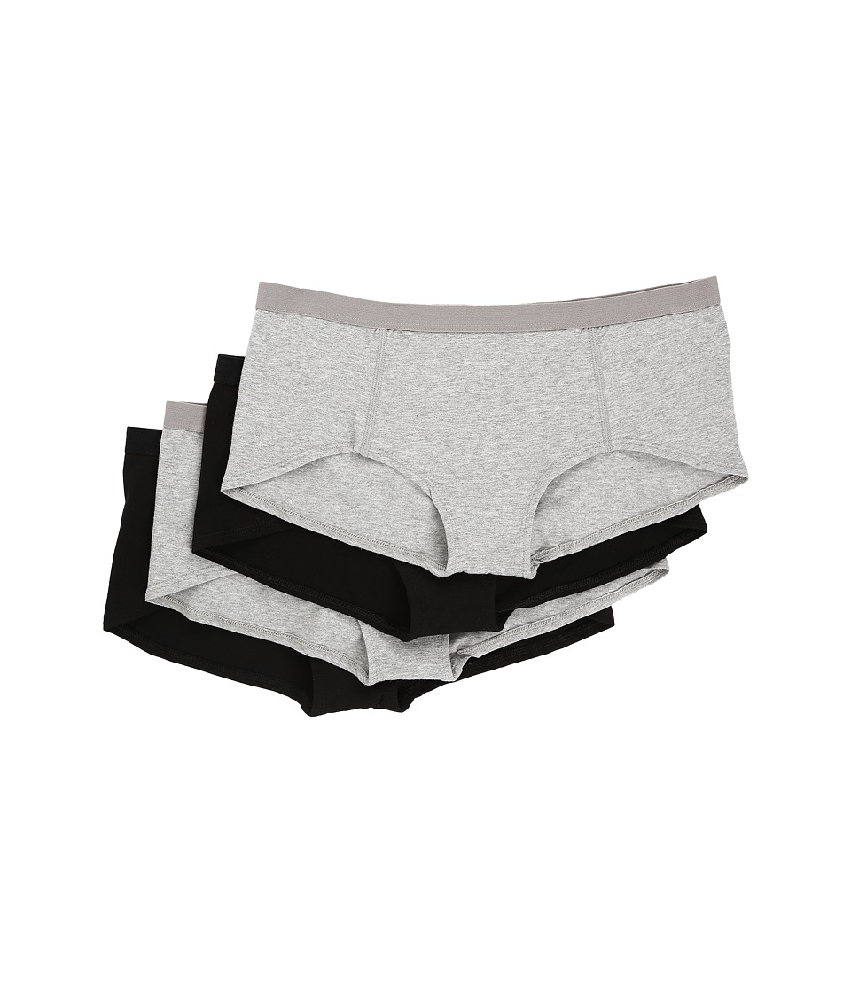 PACT PACT - Everyday Boyshorts 4-Pack