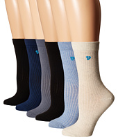 PACT - Everyday Crew Socks 6-Pack