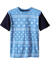 Tommy Hilfiger Kids - Stars & Stripe Tee (Big Kids)