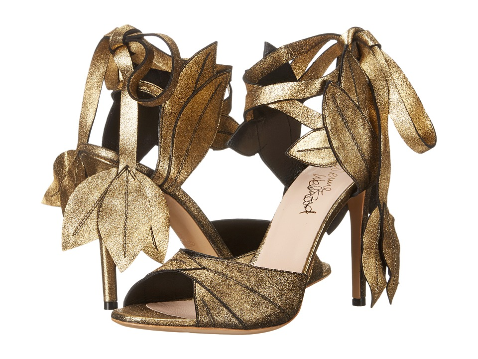 Vivienne Westwood Aphrodite Sandal (Gold) High Heels