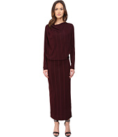 Vivienne Westwood - Midi Long Sleeve Boudicca Dress