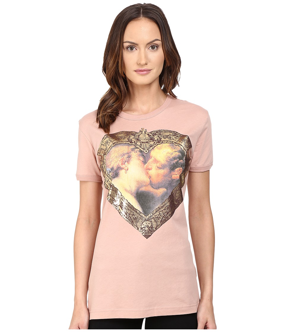 Vivienne Westwood - Hercules Kiss T-Shirt (Flesh) Women