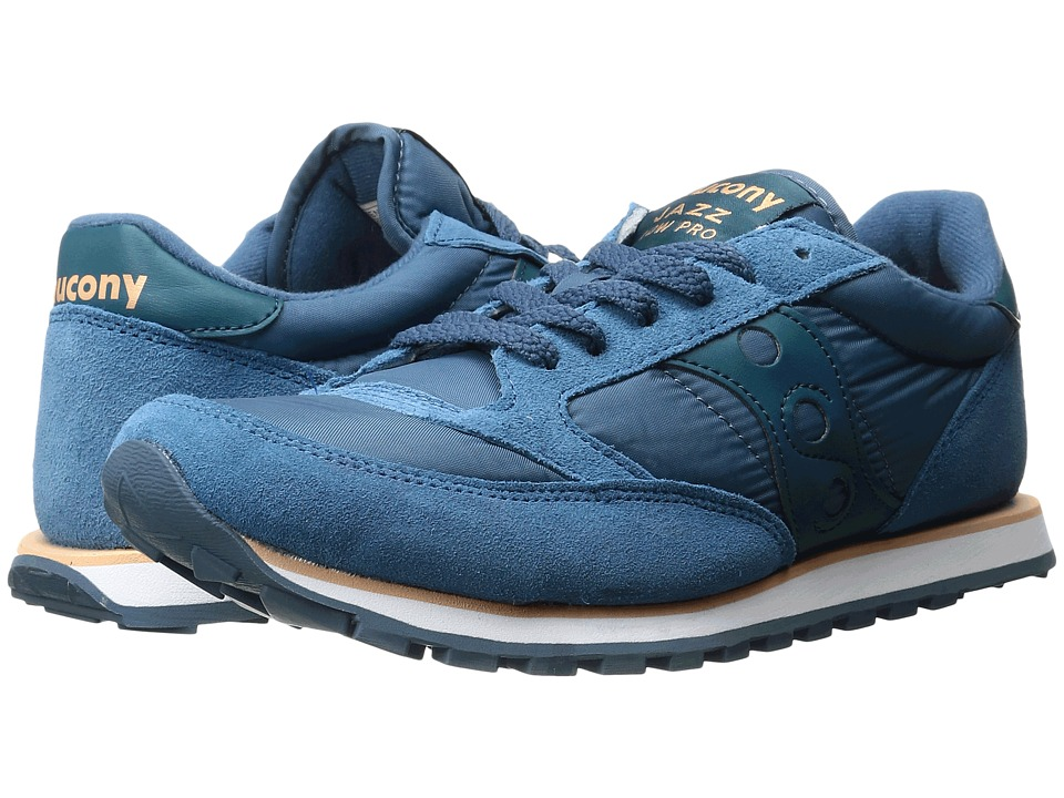 Saucony Originals - Jazz Low Pro (Ocean) Men