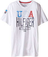 Tommy Hilfiger Kids - Logan Tee (Big Kids)