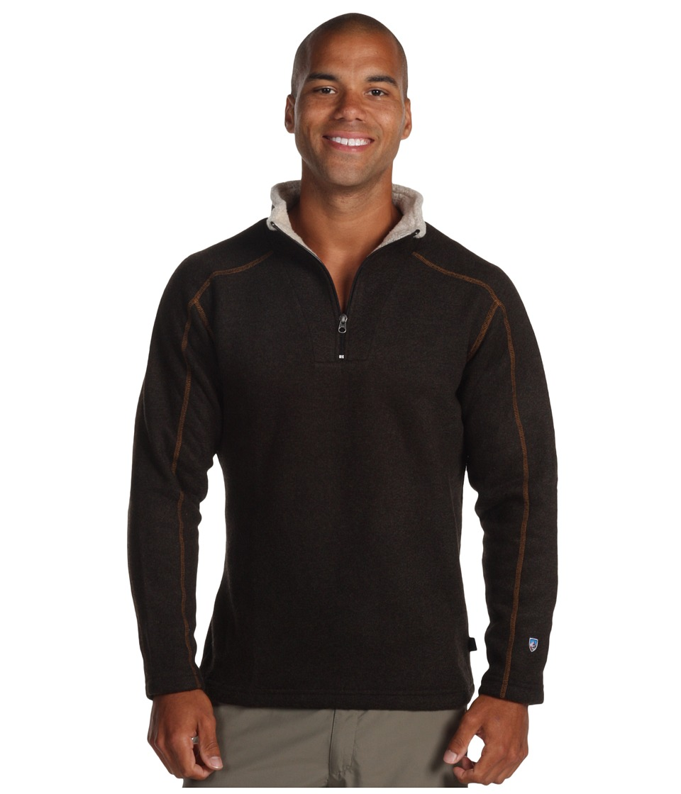 Kuhl Europa Charcoal Mens Sweater