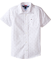 Tommy Hilfiger Kids - Schiffilli Printed Poplin Woven Shirt (Toddler/Little Kids)