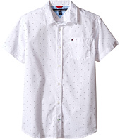 Tommy Hilfiger Kids - Schiffilli Printed Poplin Woven Shirt (Big Kids)