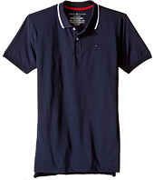 Tommy Hilfiger Kids - Ivy Synthetic Stretch Jersey Polo (Big Kids)
