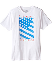 Tommy Hilfiger Kids - Neg Flag Tee (Big Kids)