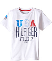 Tommy Hilfiger Kids - Logan Tee (Toddler/Little Kids)