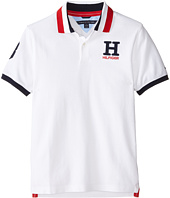 Tommy Hilfiger Kids - Short Sleeve Matt Polo (Big Kids)