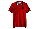 Short Sleeve Matt Polo (Big Kids)