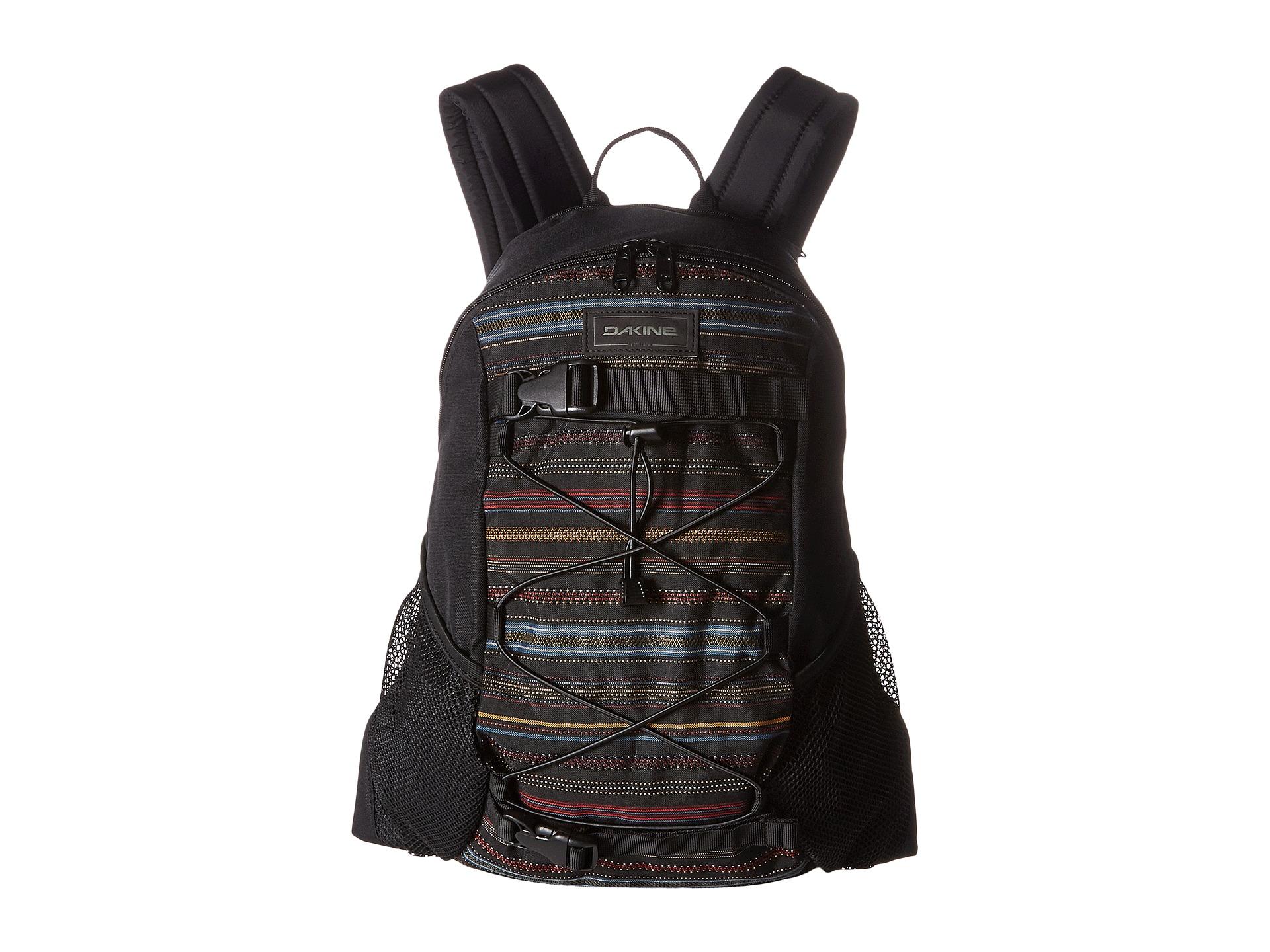 dakine wonder backpack 15l wallflower free. Black Bedroom Furniture Sets. Home Design Ideas