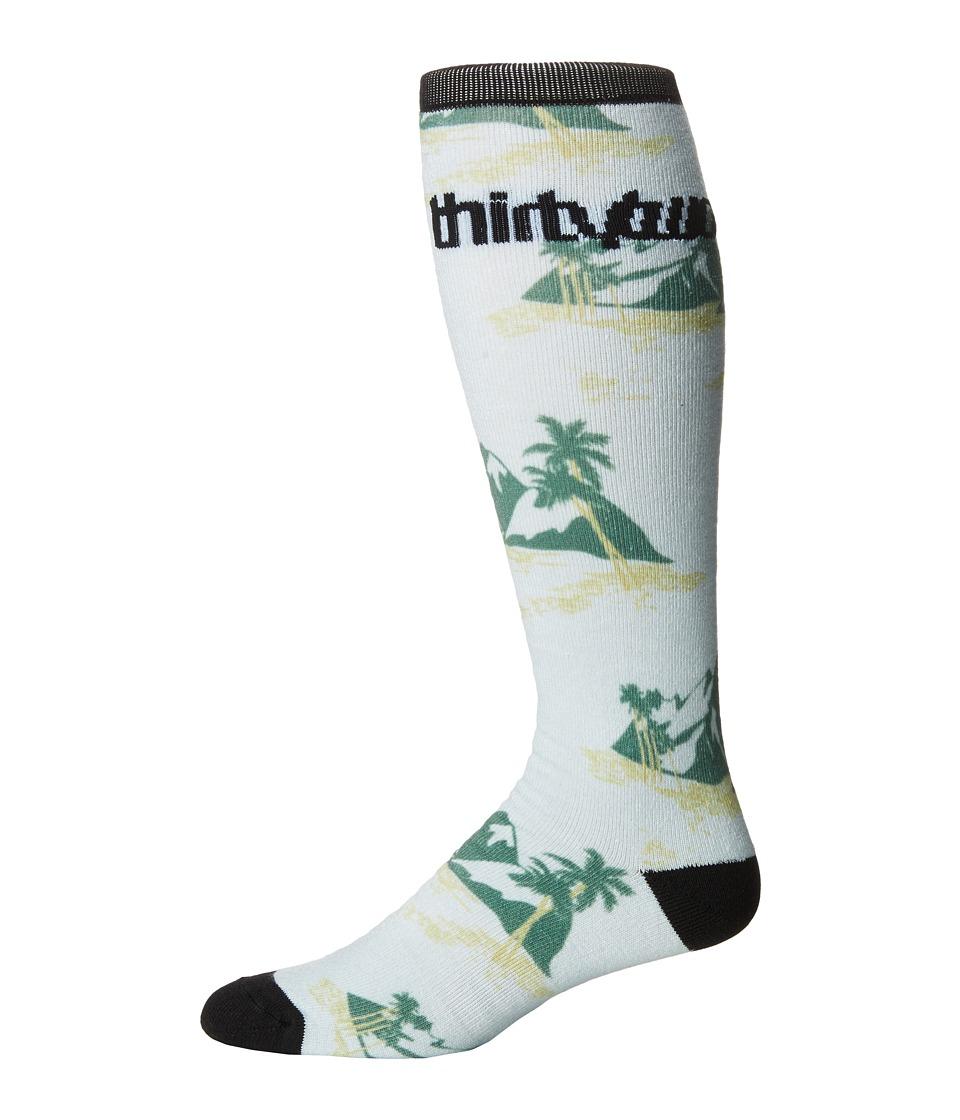 thirtytwo - Mt Aloha Sock