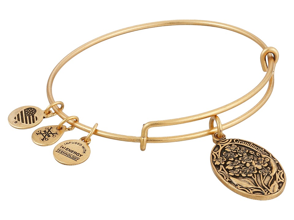 Alex and Ani Because I love you Grandmother II Bracelet Rafaelian Gold 2 Bracelet