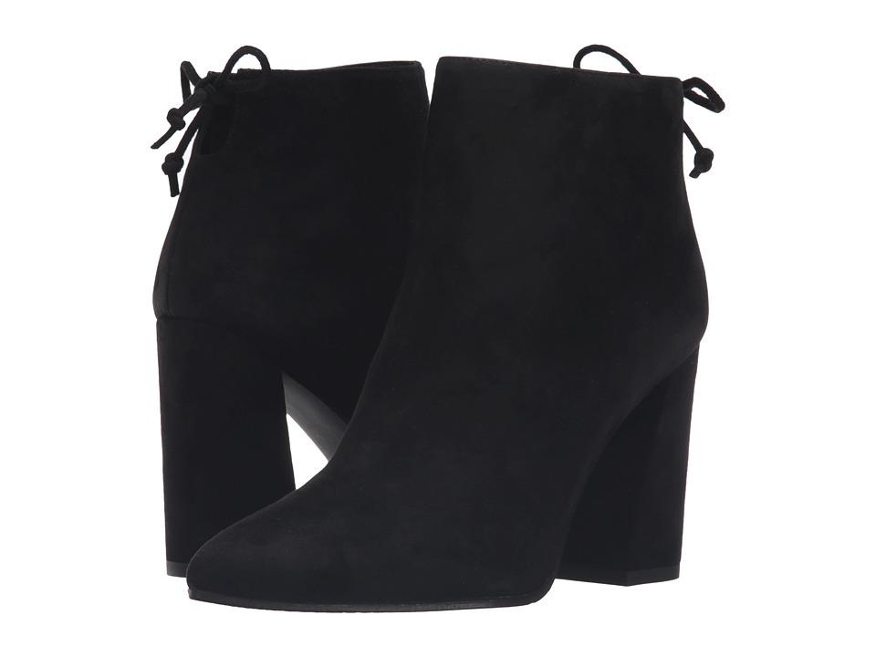 Stuart Weitzman - Grandiose (Black Suede) Womens Boots