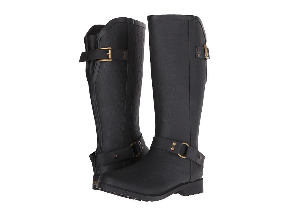Chooka - Brindle Rain Boot (Black) Women