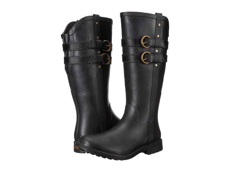 Chooka Furlong Rain Boot (Black) Women