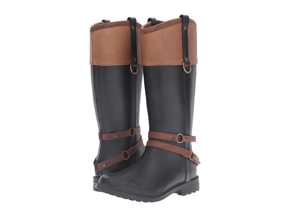 Chooka Canter Rain Boot (Black) Women