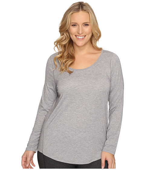 Lucy Extended Long Sleeve Workout Tee