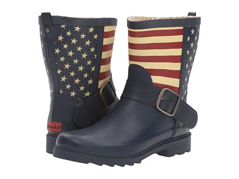 Chooka Election Mid Rain Boot - Navy