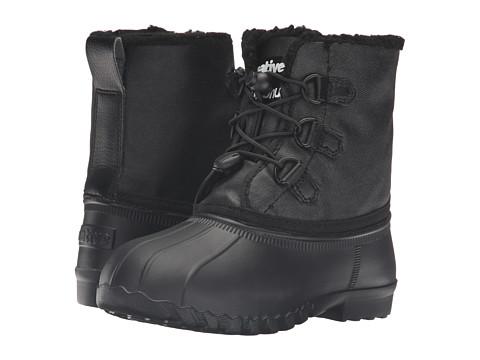 Native Kids Shoes nununu Jimmy 2.0 (Little Kid) - Black