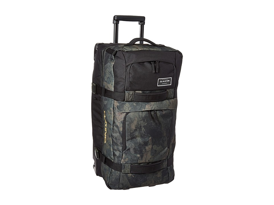 Dakine - Split Roller 65L (Peat Camo) Luggage