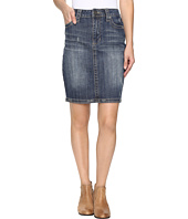 Stetson - Pencil Denim Skirt
