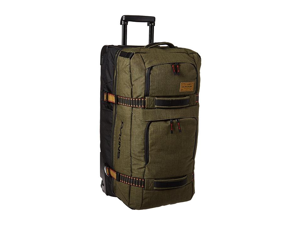 Dakine - Split Roller 65L (Fern) Luggage
